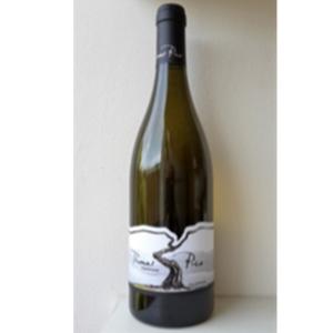 pattes loup chardonnay vin de france blanc