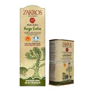 zakros extra vierge olijfolie. sitia, kreta (1l)